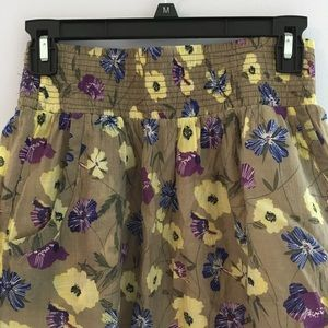 Charlotte Russe Skirts - Floral skirt